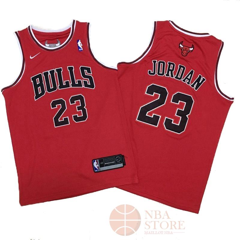 promo code 490a9 e893c NBA Store France - Classic Maillot NBA Enfant Chicago Bulls ...