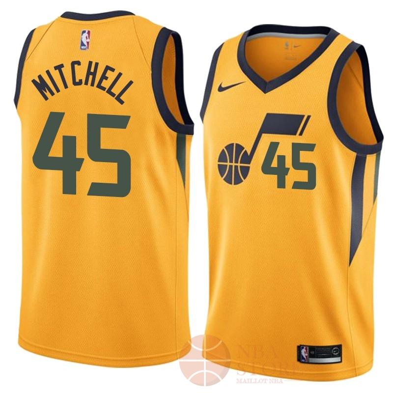 size 40 a8c15 8c969 NBA Store France - Classic Maillot NBA Nike Utah Jazz NO.45 ...