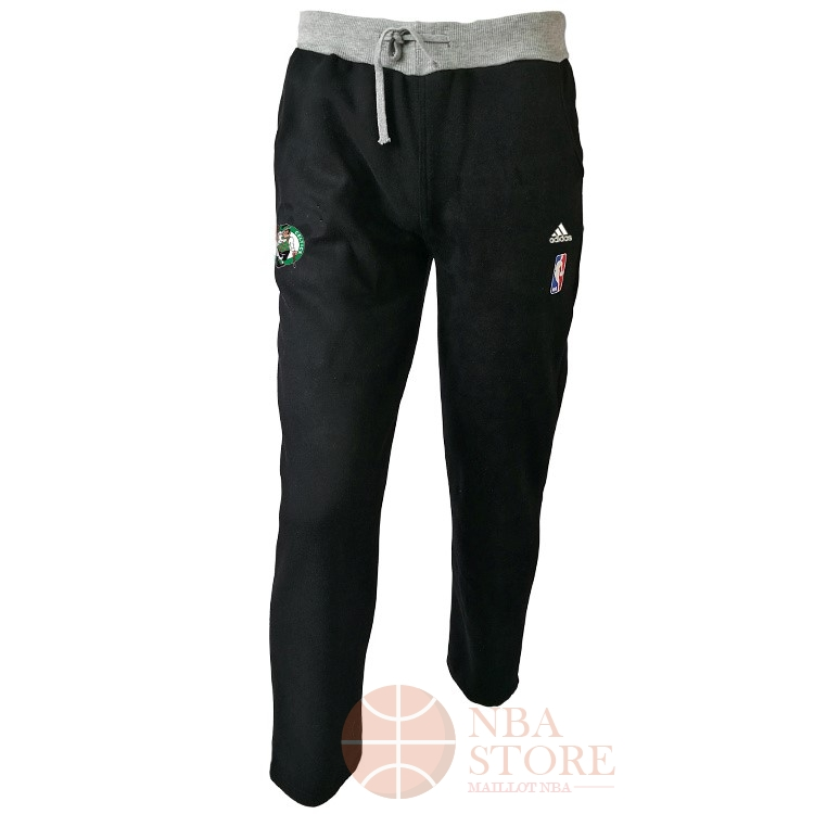 Classic Survetement Short Basket Boston Celtics Noir