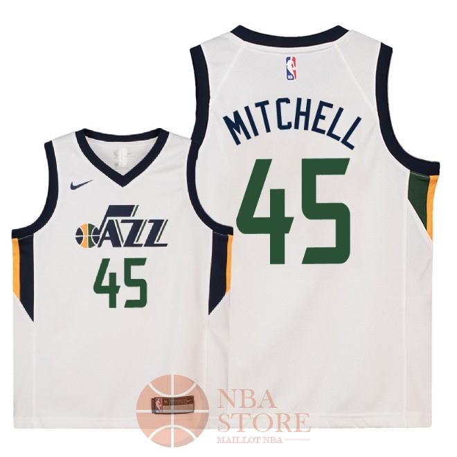 official photos 9b98e 82283 NBA Store France - Classic Maillot NBA Enfant Utah Jazz NO ...