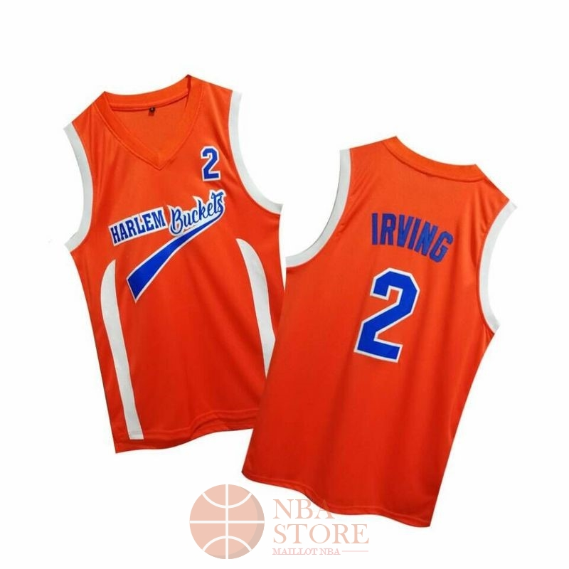 Classic Maillot NBA Film Basket-Ball Uncle Drew NO.2 Irving Rouge