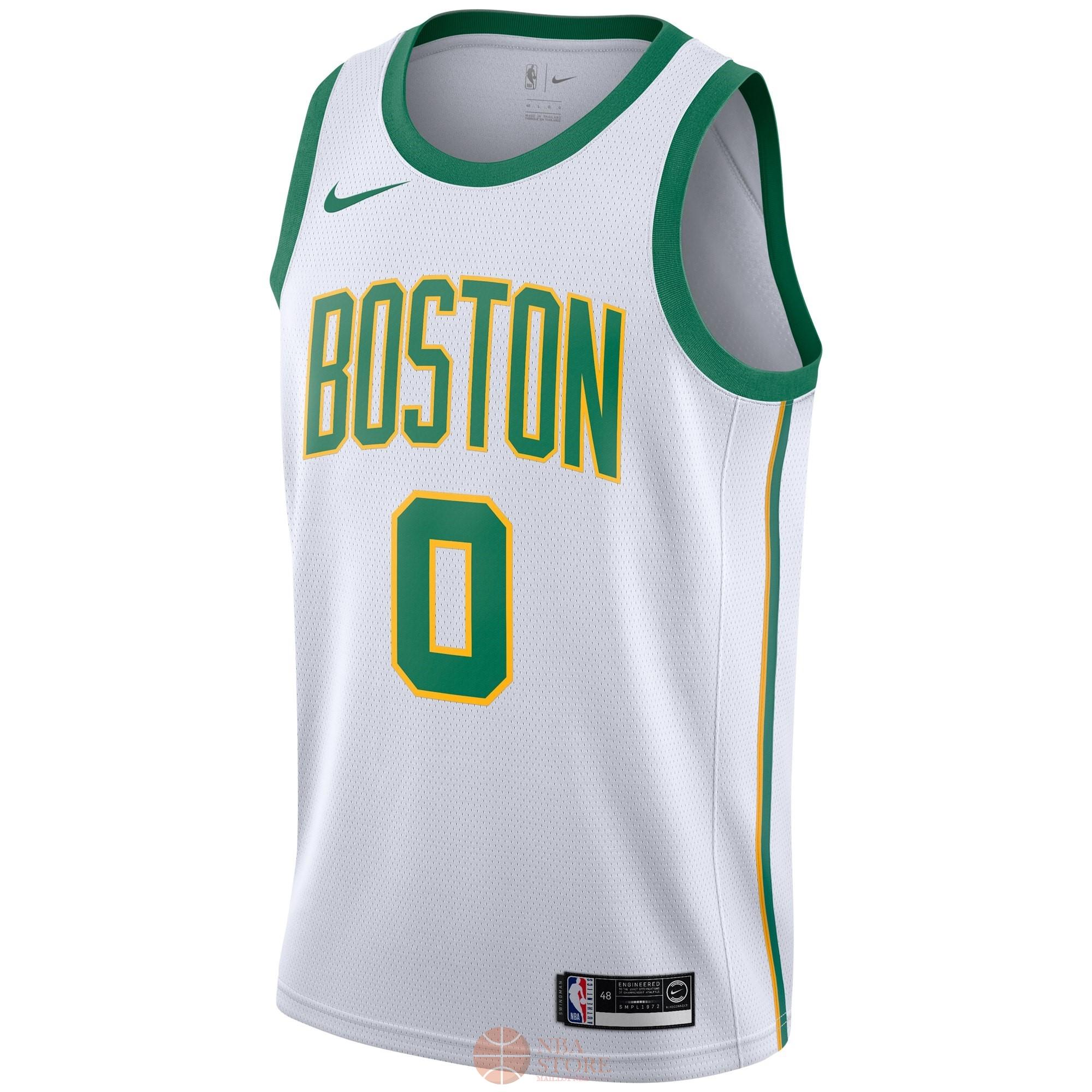 new styles 8a531 1b1ea NBA Store France - Classic Maillot NBA Nike Boston Celtics ...