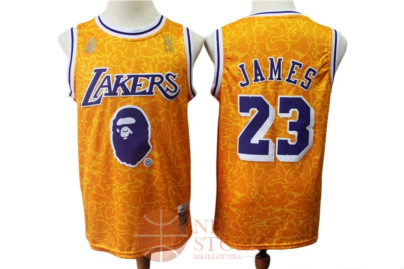 Los Lakers Nba Angeles Classic Store Nike France Maillot Bape rdBCxWoeQE