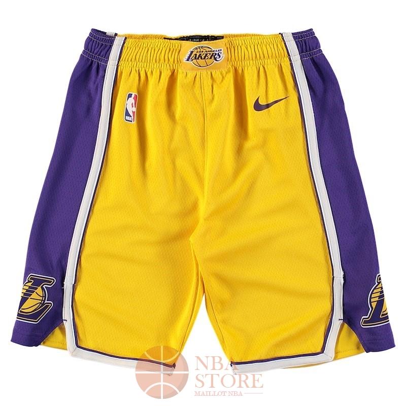 d985b6dd5e2c5 NBA Store France - Classic Short Basket Enfant Los Angeles Lakers ...