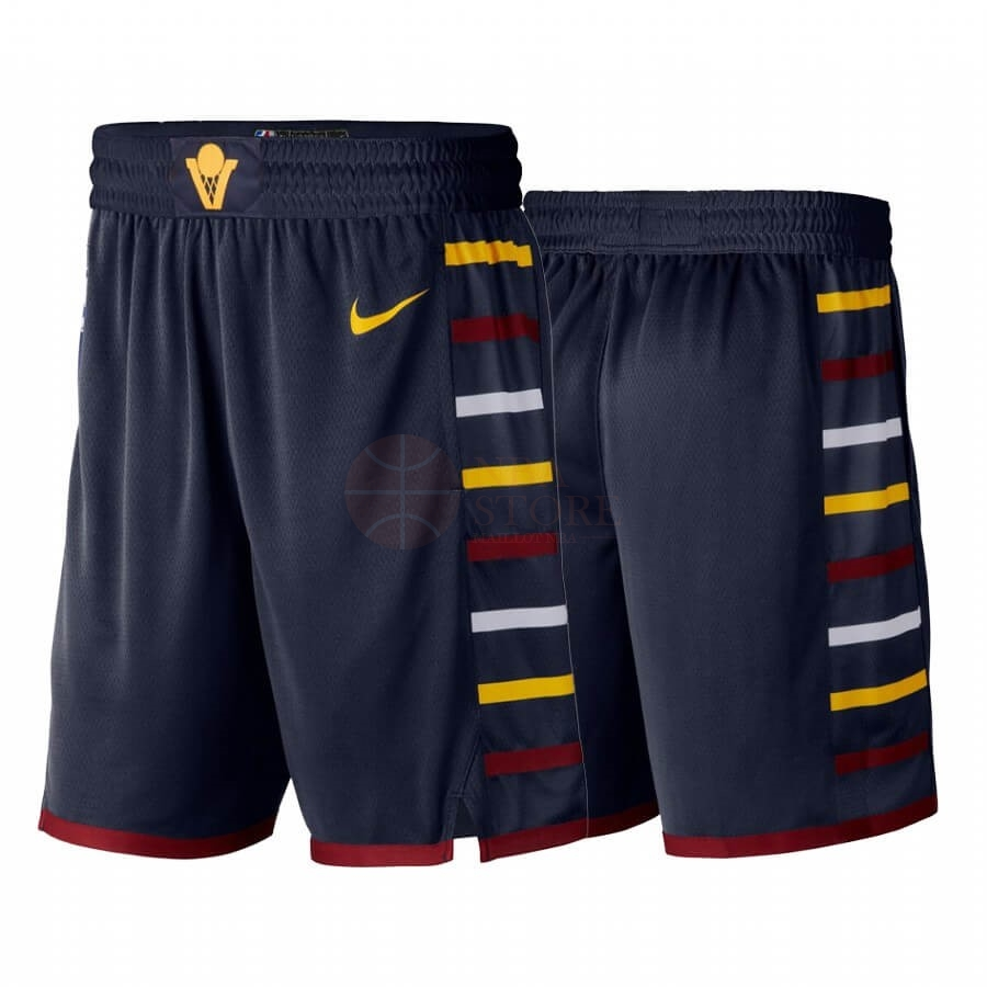 Classic Short Basket Cleveland Cavaliers Nike Marine Ville 2019-20