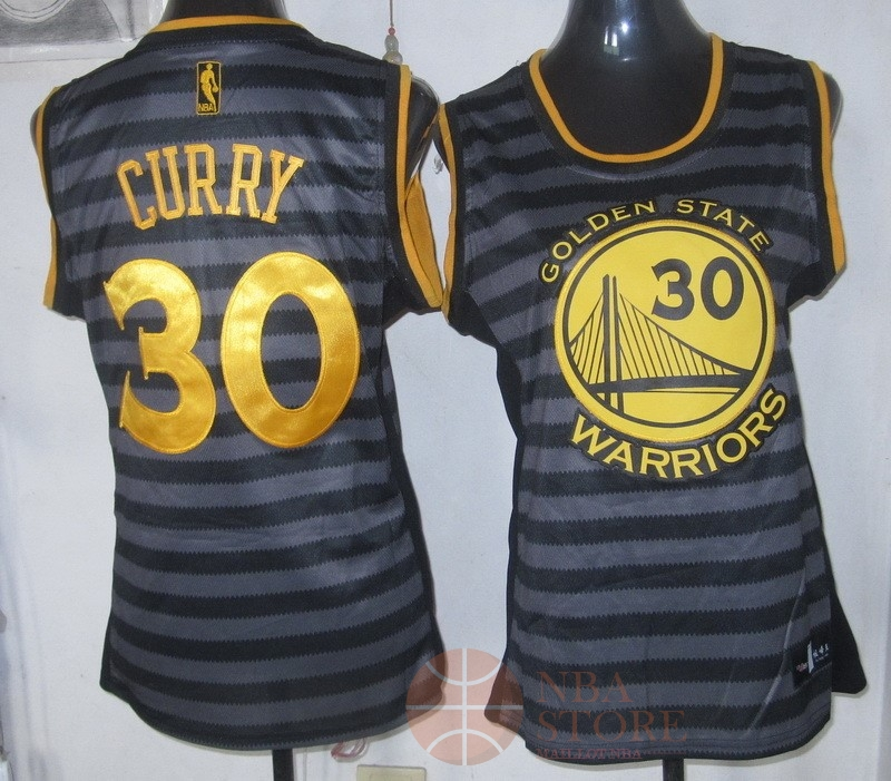 Classic Maillot NBA Femme Groove Fashion NO.30 Stephen Curry