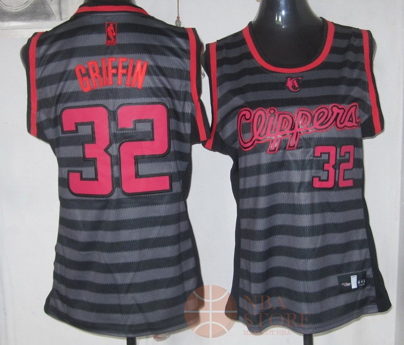 Classic Maillot NBA Femme Groove Fashion NO.32 Blake Griffin