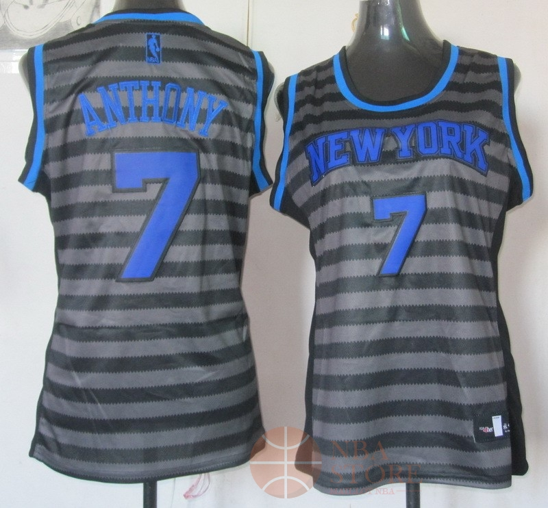 Classic Maillot NBA Femme Groove Fashion NO.7 Carmelo Anthony