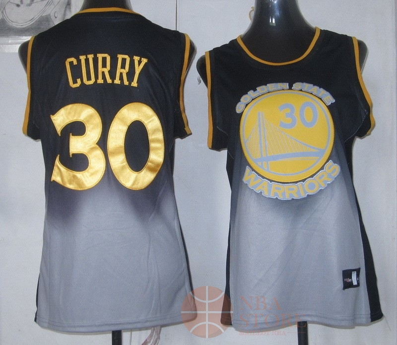 Classic Maillot NBA Femme Retentisse Fashion NO.30 Stephen Curry
