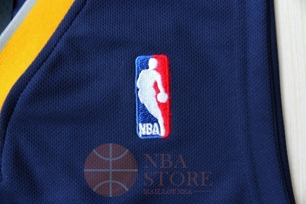 Classic Maillot NBA Indiana Pacers NO.24 Paul George Bleu