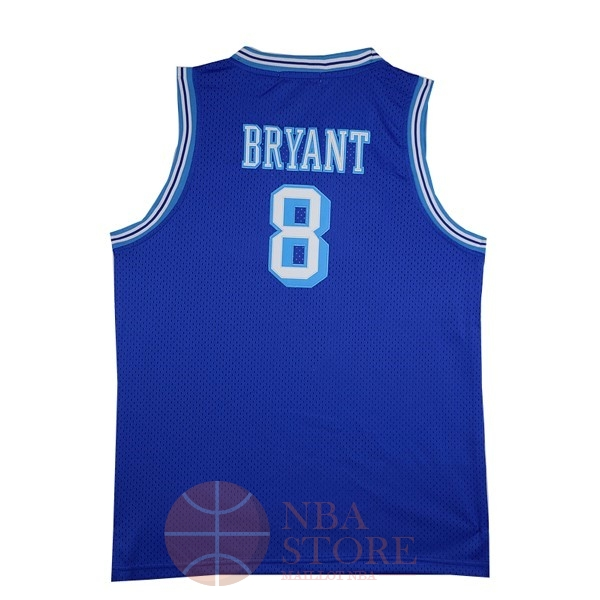 Classic Maillot NBA Los Angeles Lakers NO.8 Kobe Bryant Bleu